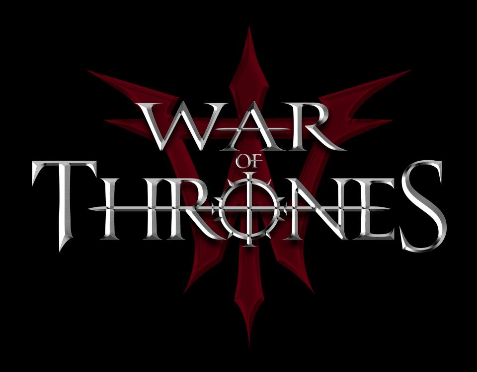 War of Thrones - Logo