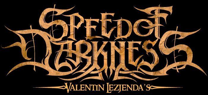 Valentin Lezjenda's Speed of Darkness - Logo