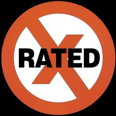 Rated X - Logo