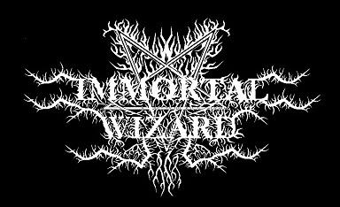 Immortal Wizard - Logo