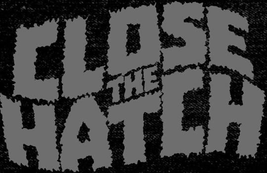 Close the Hatch - Logo