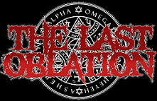 The Last Oblation - Logo