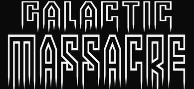 Galactic Massacre - Logo