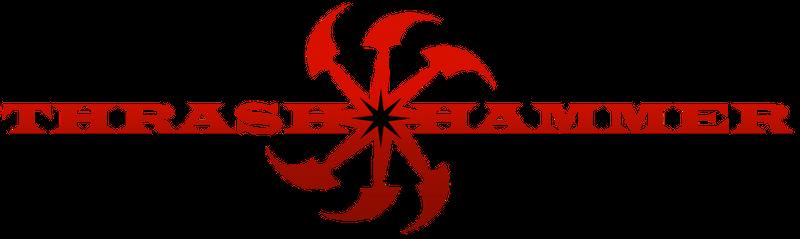 Thrashhammer - Logo