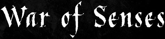 War of Senses - Logo