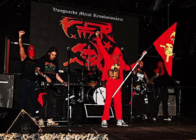 Vanguarda Metal Revolucionária - Photo