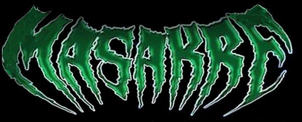 Masakre - Logo