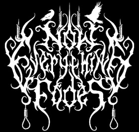 Now Everything Fades - Logo