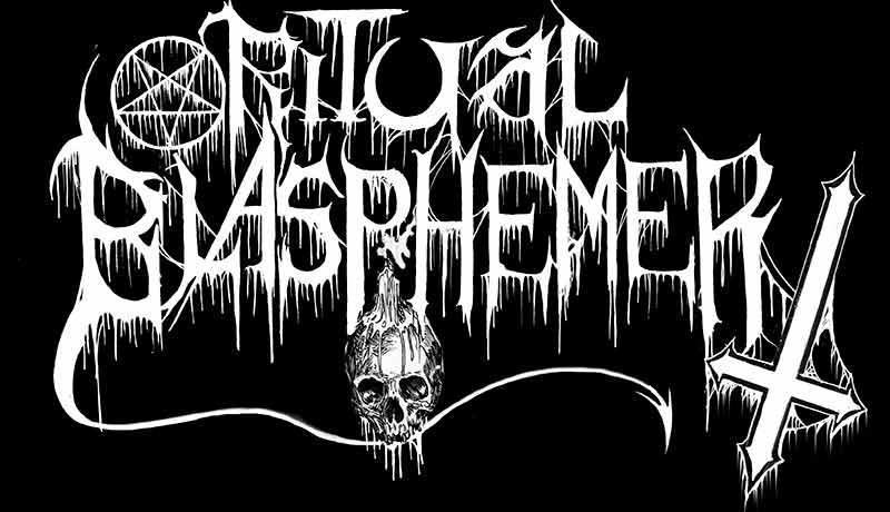 Ritual Blasphemer - Logo