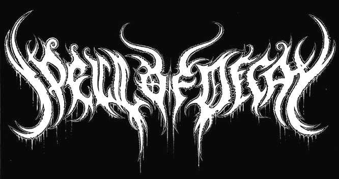 Spell of Decay - Logo