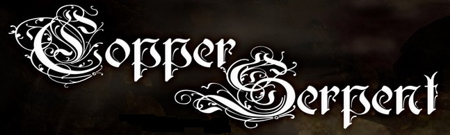 Copper Serpent - Logo