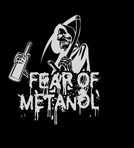 Fear of Metanol - Logo