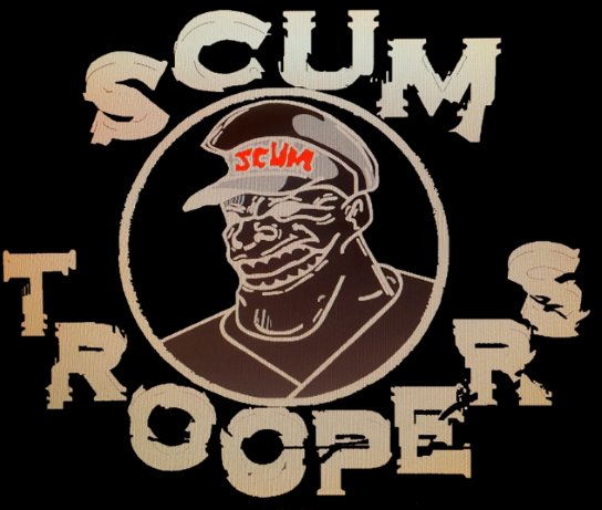 ScumTroopers - Logo