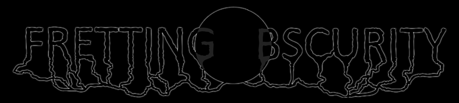 Fretting Obscurity - Logo