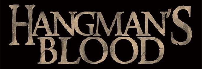 Hangman's Blood - Logo