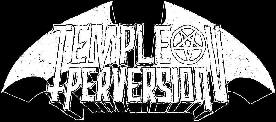 Temple ov Perversion - Logo