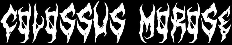 Colossus Morose - Logo