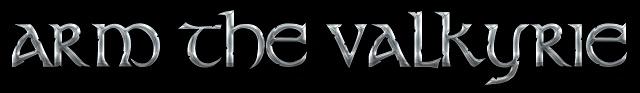 Arm the Valkyrie - Logo