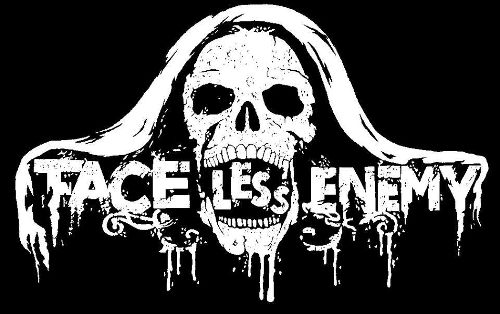 Faceless Enemy - Logo