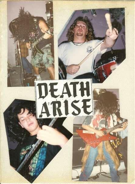 Death Arise - Photo