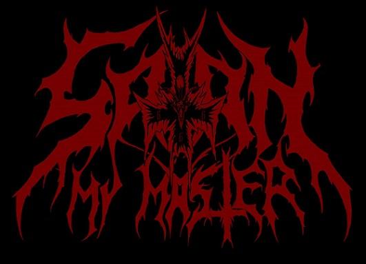 Satan My Master - Logo