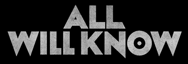 All Will Know - Logo