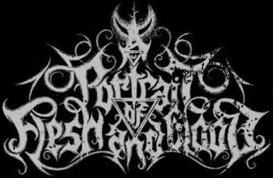 A Portrait of Flesh and Blood - Logo