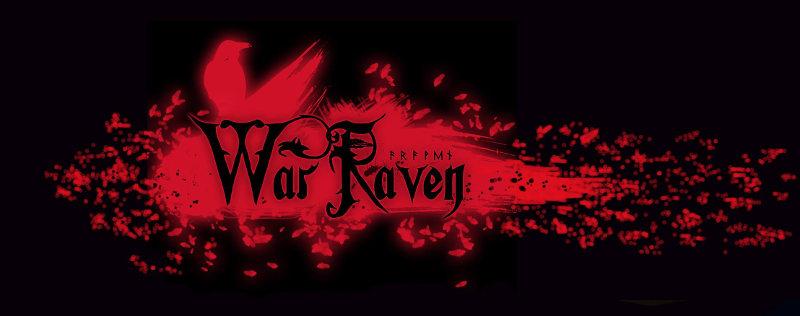 War Raven - Logo