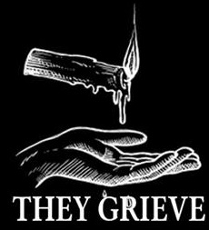 They Grieve - Logo