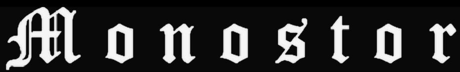 Monostor - Logo