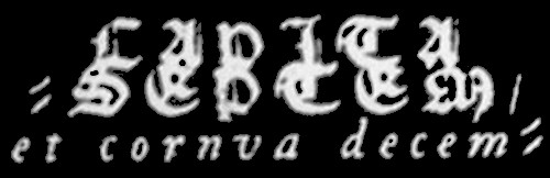 Capita Septem et Cornva Decem - Logo