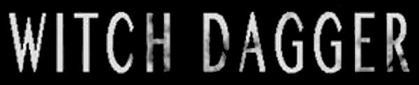 Witch Dagger - Logo