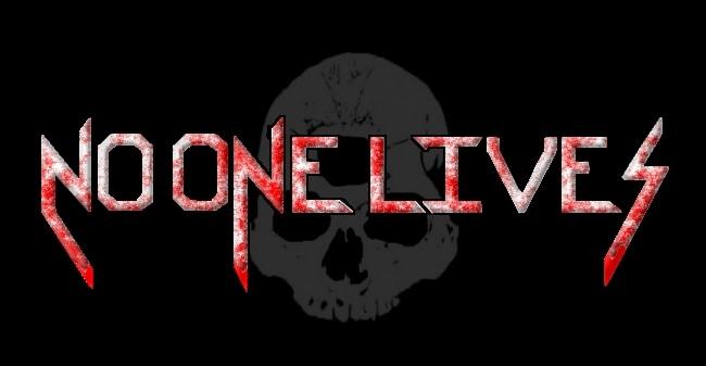 No One Lives - Logo