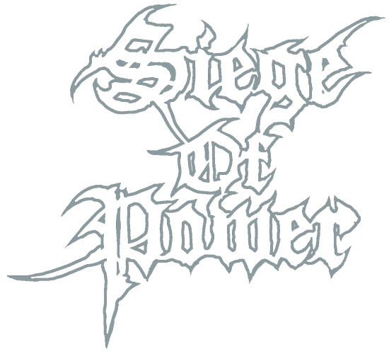 Siege of Power - Logo