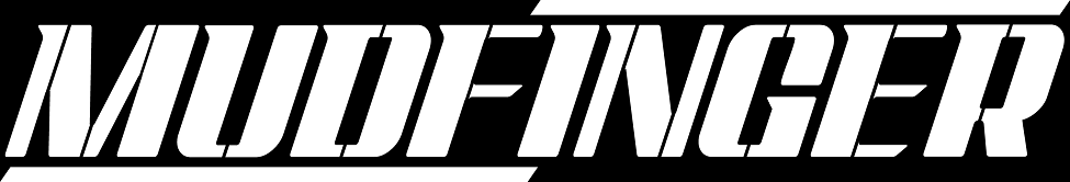 Mudfinger - Logo
