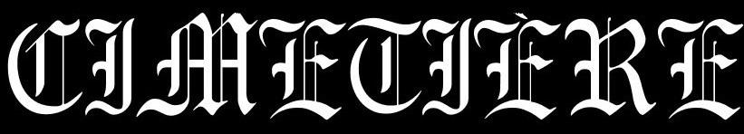 Cimetière - Logo