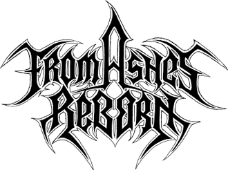 From Ashes Reborn - Logo