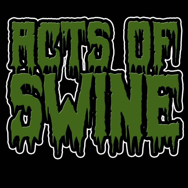 Acts of Swine - Logo