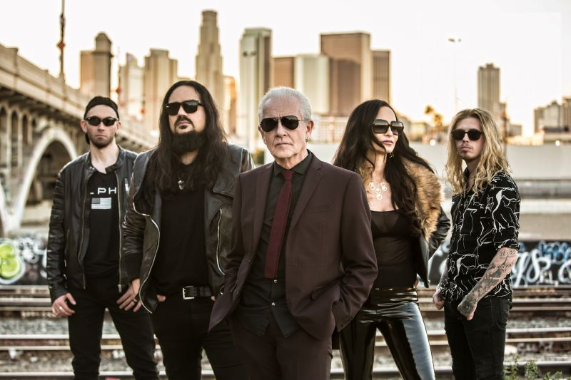 Graham Bonnet Band - Photo