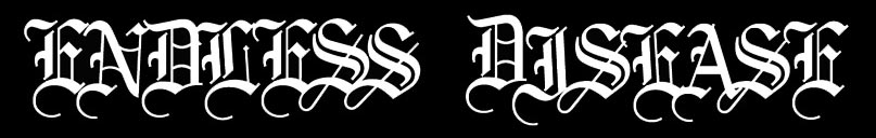 Endless Disease - Logo