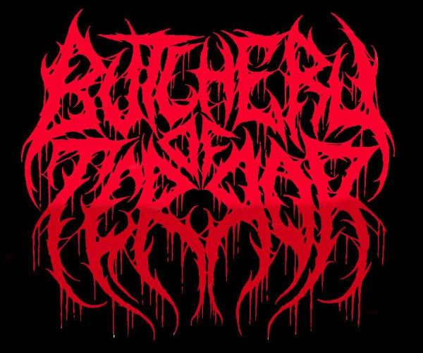 Butchery of Terror - Logo