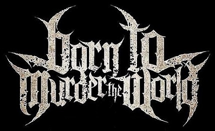 Born to Murder the World - Logo