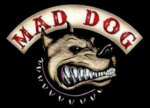Mad Dog - Logo