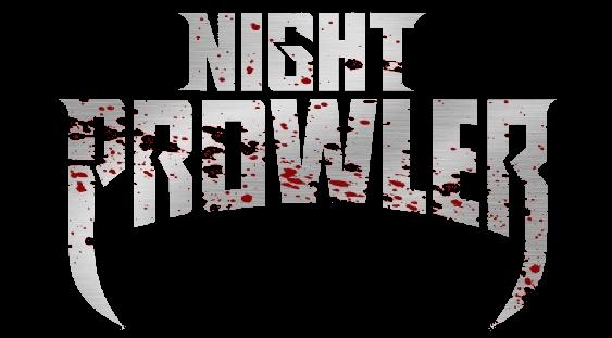 Night Prowler - Logo