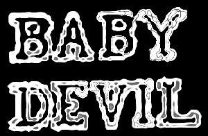 Baby Devil - Logo
