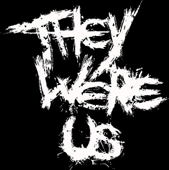 They Were Us - Logo