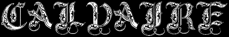 Calvaire - Logo