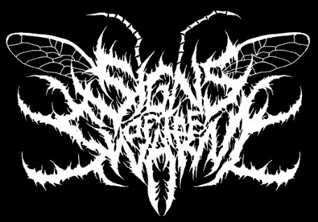 Signs of the Swarm - Logo