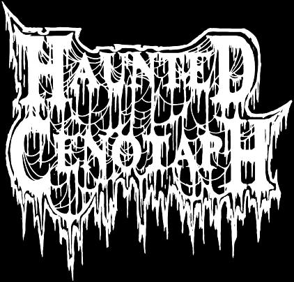 Haunted Cenotaph - Logo