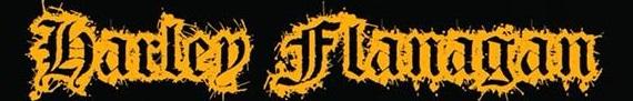Harley Flanagan - Logo